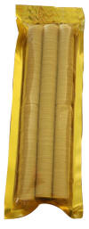 3 Tubes of Collagen (Snack Stick) Casings - Enough To Stuff 25 Lbs. of Meat