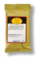AC Legg Old Plantation Fresh Cajun Style Sausage Seasoning.  Blend #110