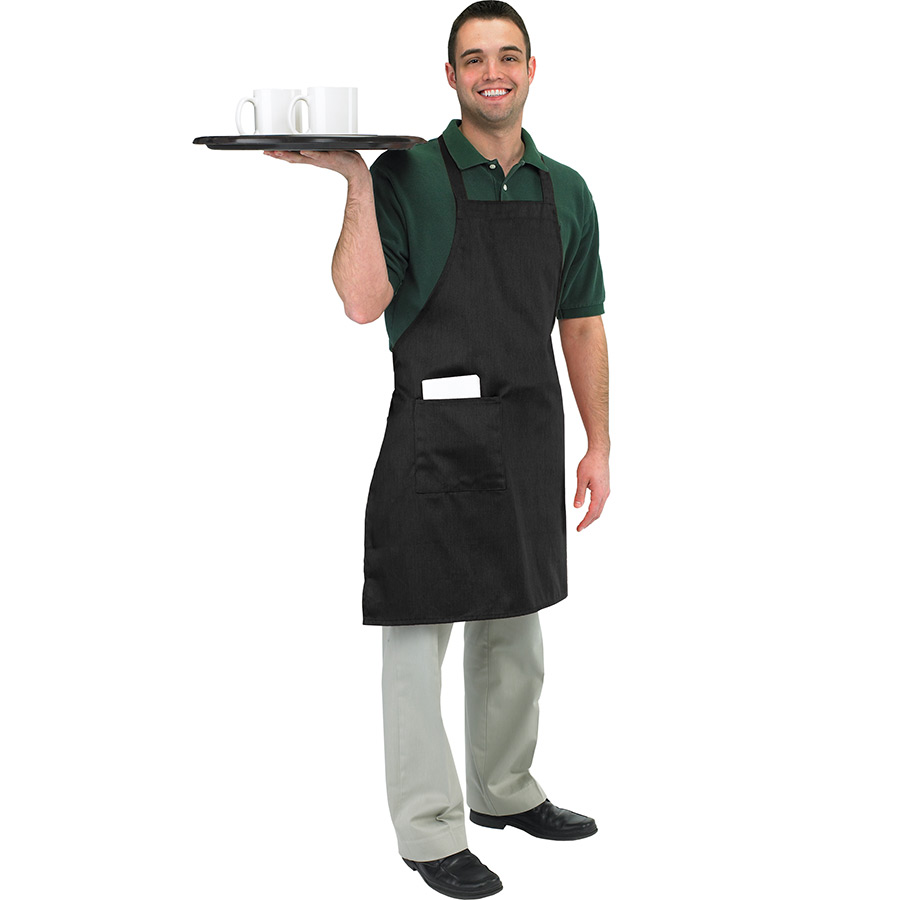 Black Butcher/BBQ Apron
