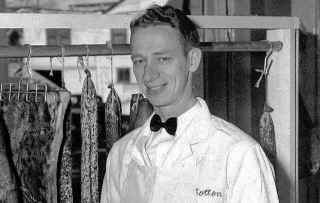 Carlton Meyer  Owner  Picture Taken 1949