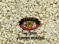 Jim's Cheese  High Temperature Pepper Jack Cheese