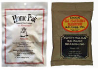 AC Legg Sweet Italian Sausage Kit for 25 lbs. of meat.